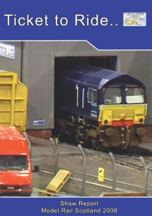TTR101 Show Report Model Rail Scotland 2008