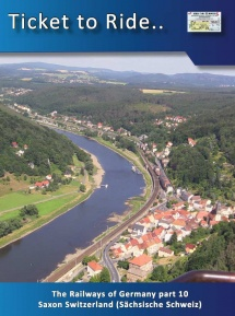 TTR201 German Railways part 10 Saxon Switzerland
