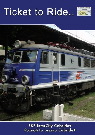 TTR159 PKP IC Cabride+ part 4 Poznan to Leszno