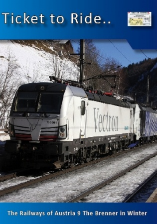 TTR207 Austrian Railways part 9 The Brenner in winter