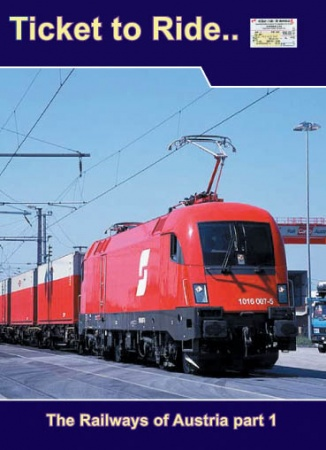 TTR050 Austrian railways part 1 the east